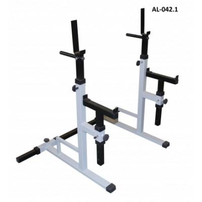 Стойка для штанги AL 042.1 с ограничением до 500 кг